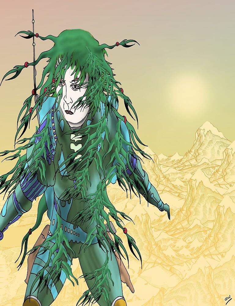 Baroness Greenback by Grant Wilson