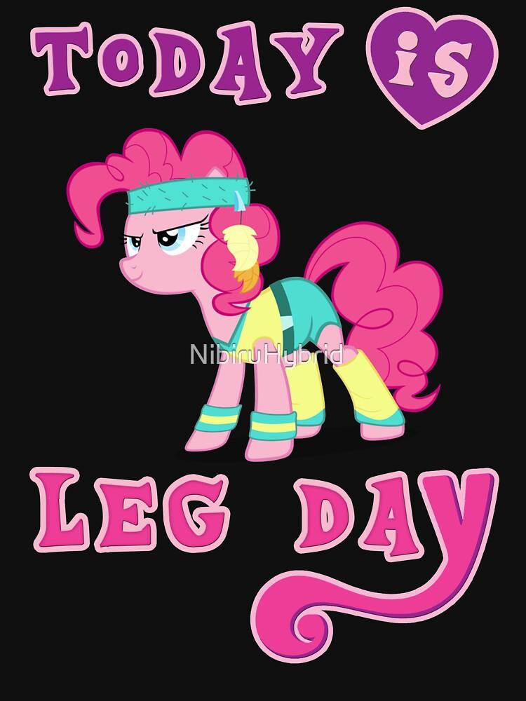 Heute ist Bein-Tagesgymnastik-Motivations-Pony-Eignung von NibiruHybrid