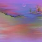 ISLAND IN THE SKY by SherriOfPalmSprings Sherri Nicholas-