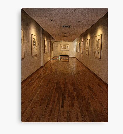 Maitland Art Center Canvas Print