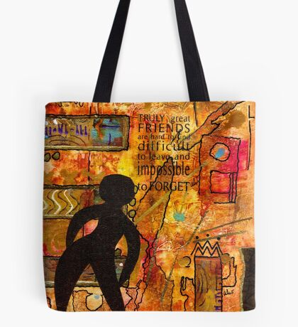 True Friends are Unforgettable  Tote Bag