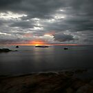 perfect day. bicheno, tasmania by tim buckley   bodhiimages