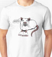 Philosophy Rat Unisex T-Shirt
