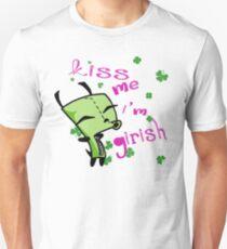 Kiss me, I'm Girish! Unisex T-Shirt