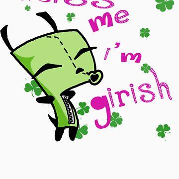 Kiss me, I'm Girish! by GatewayLesbian