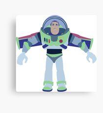 Buzz Lightyear Canvas Print
