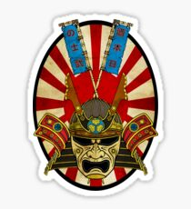 Shogun Sticker