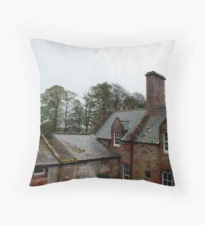untitled #34 Throw Pillow