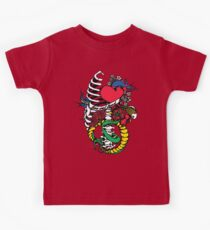 Rock from the Inside Out Kids Tee