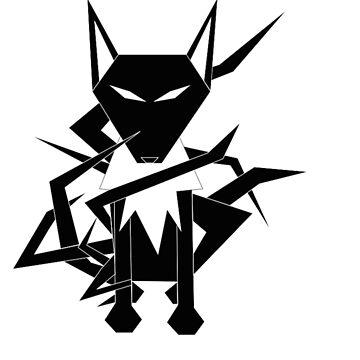 Sharp Kyuubi  by ShadowBlade524