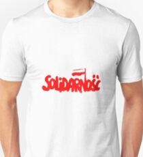 Solidarnosc (Solidarity) Unisex T-Shirt
