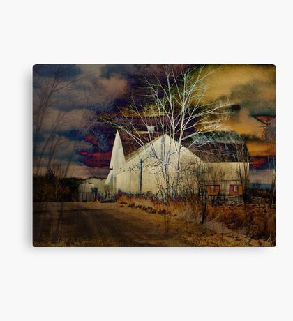 The Doing Canvas Print