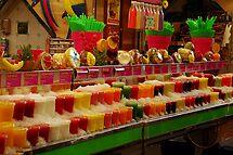 Fresh fruit juice by Arie Koene