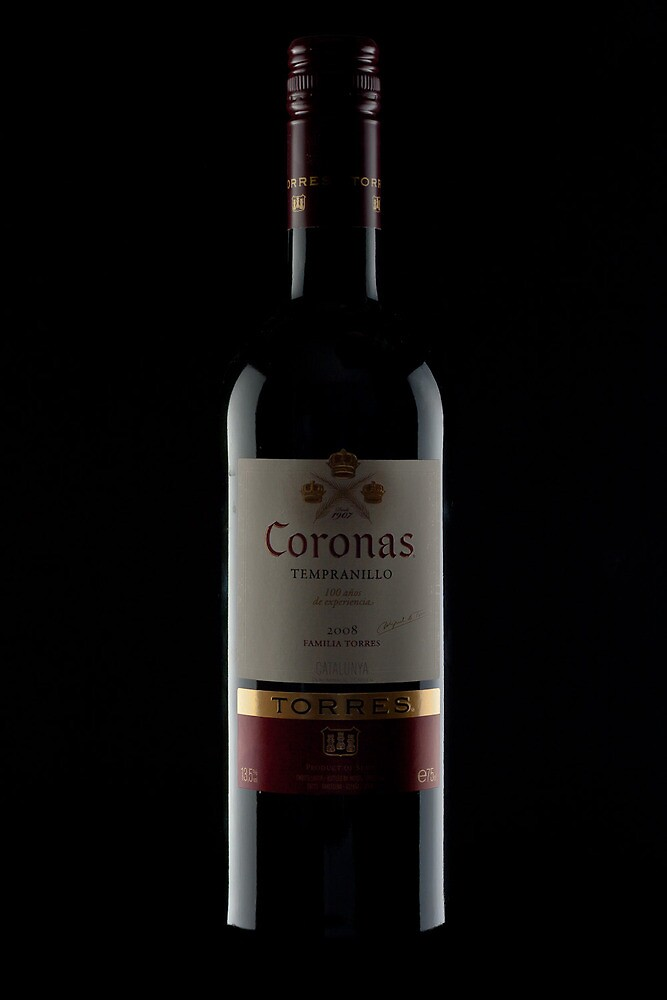 Wine Bottle by Cocktus
