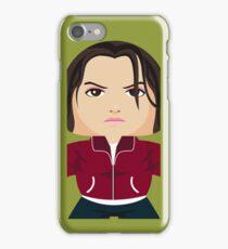 Zoey the Zombie Killer iPhone Case/Skin