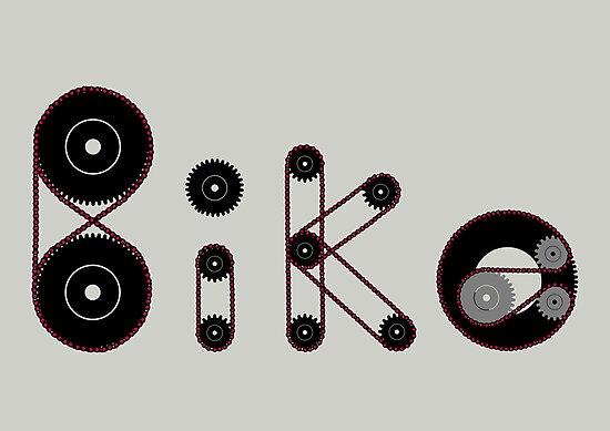 Bike Gear by Andy Scullion