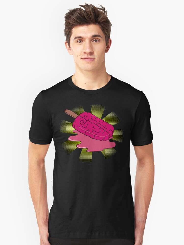 Brainsicle Reissue Unisex T-Shirt Front