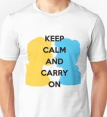 Carry On, Simon and Baz Unisex T-Shirt