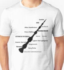 masters of the elder wand Unisex T-Shirt