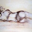 """""""On the beach"""" by Tatjana Larina"""
