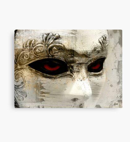 A Transparent Masquerade Canvas Print