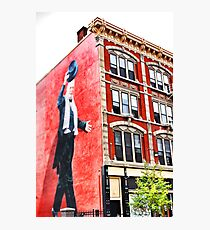 Top Hat - Downtown Cincinnati Photographic Print