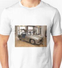 007 James Bond replica car at Bonhams London  Unisex T-Shirt