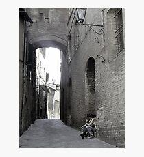 Private Nook Photographic Print