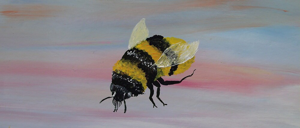 Bumble Bee by markmoore