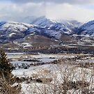 Utah Mountain Vista by Raider6569