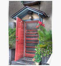 The Back Door to the Goblin Market Poster