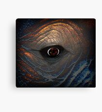 within my minds eye Canvas Print