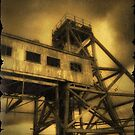Junction Mine - Broken Hill by Topher Webb