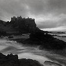 Evening at Dunluce by peaky40