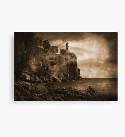 Remembering the Past Canvas Print