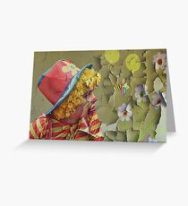Look on the bright side..... Greeting Card