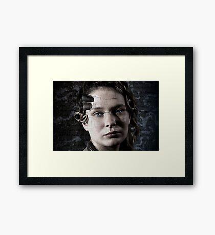 """""""The Vestibule of Tenaar"""" Framed Print"""