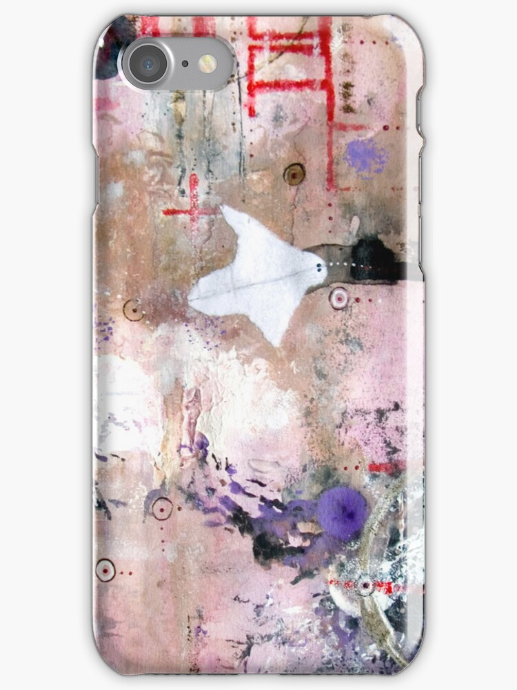 Ghost in the Machine iPhone/iPod Case by Jay Taylor