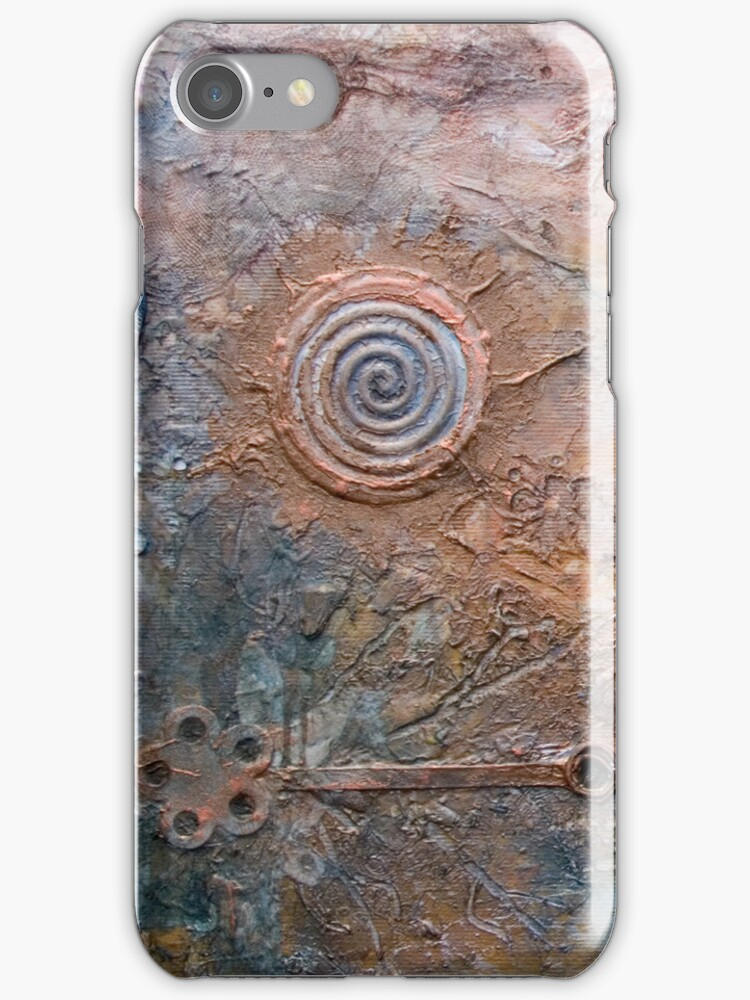 And So It Is iPhone/iPod Case by Jay Taylor