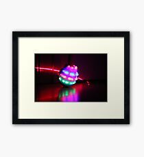 Colourful Kids Toy  Framed Print