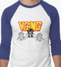 KONG! Men's Baseball ¾ T-Shirt