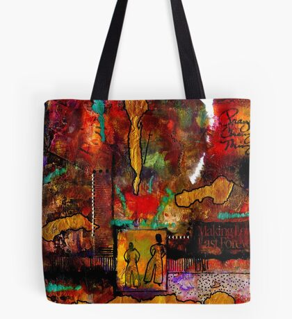 Our Journey Tote Bag