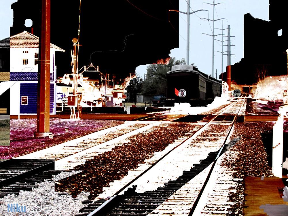 train by NIKULETSH