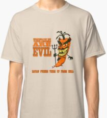 Vegetables are PURE EVIL! Classic T-Shirt