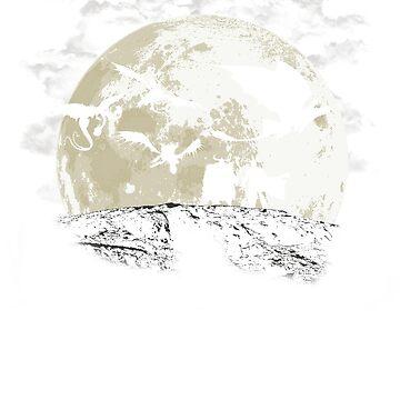 Dragon Moon by sheeva91