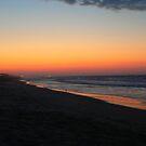 Sunrise Over Atlantic Beach I by Sheila Simpson