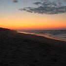 Sunrise Over Atlantic Beach II by Sheila Simpson