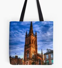 The Old and St Andrew's Church, Montrose (Auld Kirk) Tote Bag