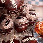 Sweet - Cupcake - Cupcake mountain by Michael Savad