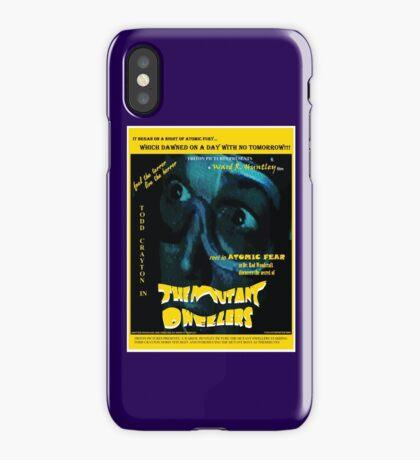 Mutant Dwellers iphone iPhone Case/Skin